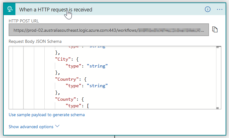 Adding an API key to an Azure Function Proxy using Logic